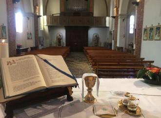 A che soglia di rischio si devono sospendere le Messe?