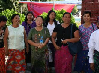 Pellegrini Kachin, tre giorni di viaggio per incontrare il Papa