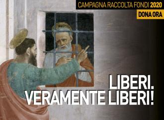 Al nostro fianco contro una legge liberticida
