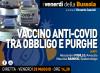 Vaccino anti-Covid, tra obbligo e purghe. IN DIRETTA