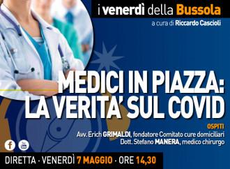 Medici in piazza: la verità sul Covid VIDEO