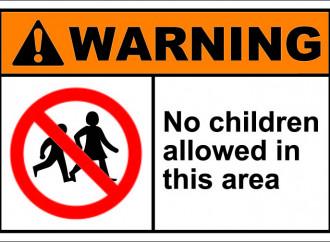 """Strutture """"no kids"""", una tendenza figlia del nostro tempo"""