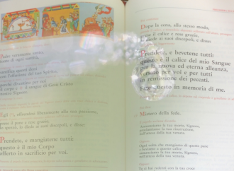 Sulla rugiada e la traduzione delle preghiere eucaristiche