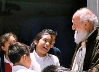Andrea D'Ascanio, il sacerdote che faceva pregare i bambini