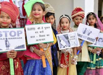 Arenata in parlamento la legge contro i matrimoni infantili