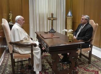 Fernandez contro Fernandez, il vescovo attacca il presidente