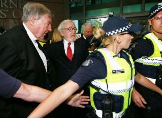 Il cardinale Pell a processo