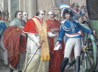 Santa Sede e Cina, il precedente di Pio VII