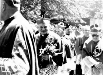 Il santuario mariano per i pellegrinaggi degli operai