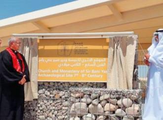 Gli Emirati Arabi Uniti autorizzano la costruzione di 17 luoghi di culto cristiani