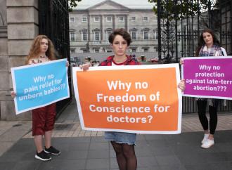 Aborto: l'Irlanda avrà una delle leggi più radicali
