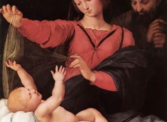 Raffaello e la Madonna del Velo, bellezza di una mostra