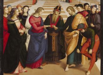 Giuseppe e il matrimonio con Maria, mistero di salvezza