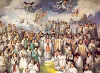 Santi martiri coreani