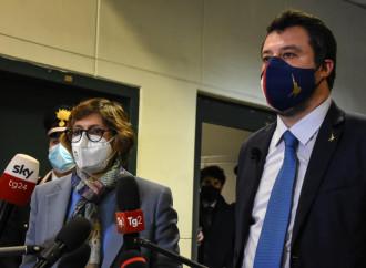 Processo a Salvini, rischia 15 anni per un atto di governo