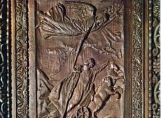 Elia rapito in Cielo, capolavoro a Santa Sabina