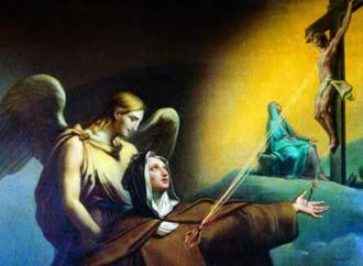 Il Crocifisso di santa Veronica Giuliani