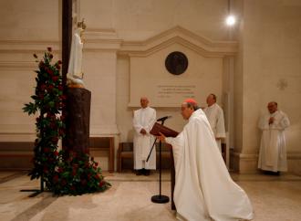 Il testo della consacrazione del Portogallo ai Sacri Cuori