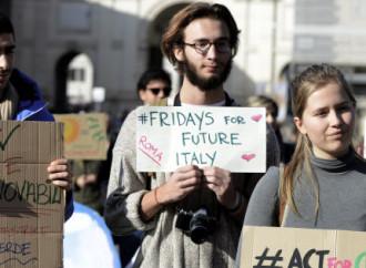 Venerdì 15 marzo, tutti in piazza con Greta per salvare il clima