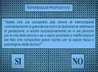 I nascituri o l'aborto, San Marino vota sul suo futuro