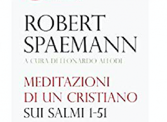 In uscita il capolavoro di Spaemann sulla preghiera