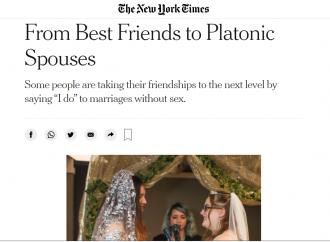 Il Nyt attacca il matrimonio e i cattolici lo seguono