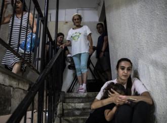 Tel Aviv, dal paradiso all'inferno in un attimo