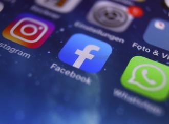 Blackout dei social network. È un problema di monopolio