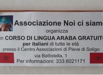 Comune impone proselitismo arabo gratis a italiani
