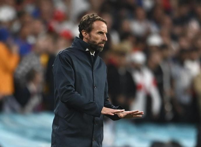 Il ct inglese Southgate