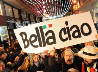 """""""Bella ciao"""" inno italiano per legge? Ciao, ciao libertà"""