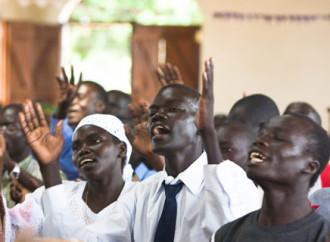 Fiorisce la speranza tra i cristiani del Sudan