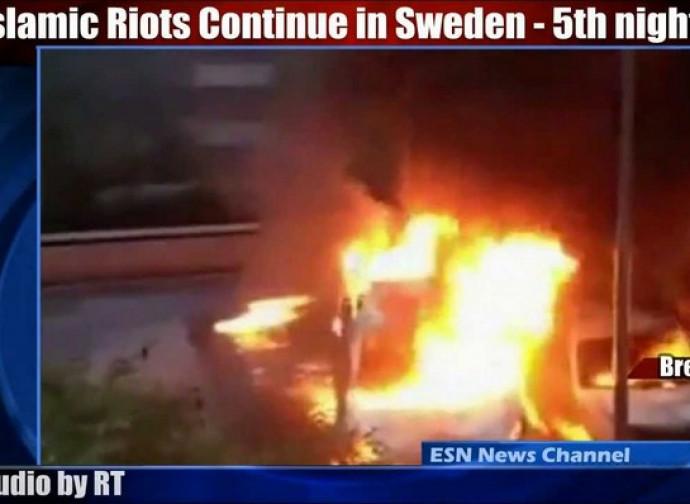 Scontri in Svezia provocati da musulmani