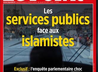 Rapporto: l'islam ha occupato lo Stato francese