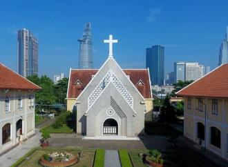 Convento e chiesa della comunità cattolica di Ho Chi Minh City sono salvi
