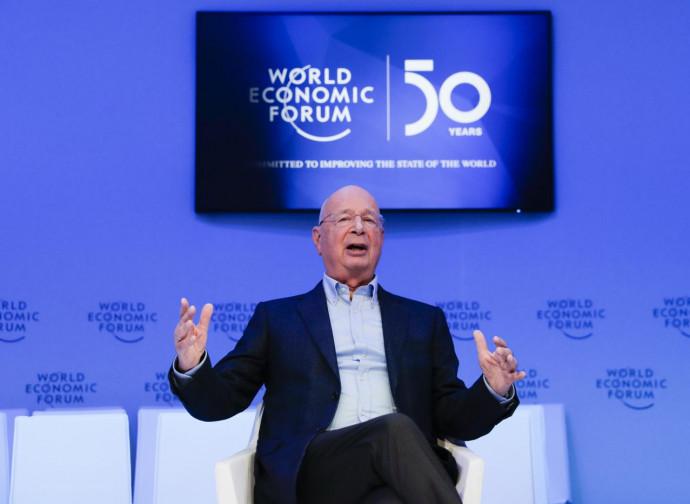 Klaus Schwab, fautore del Great Reset