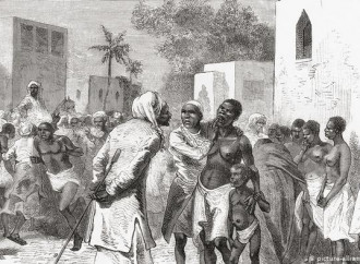 Tratta degli schiavi, amnesia per i crimini degli arabi