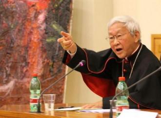 «Stanno uccidendo la Chiesa in Cina». Ascoltiamo Zen