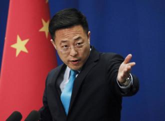 La Cina accusa l'Italia sull'origine del coronavirus
